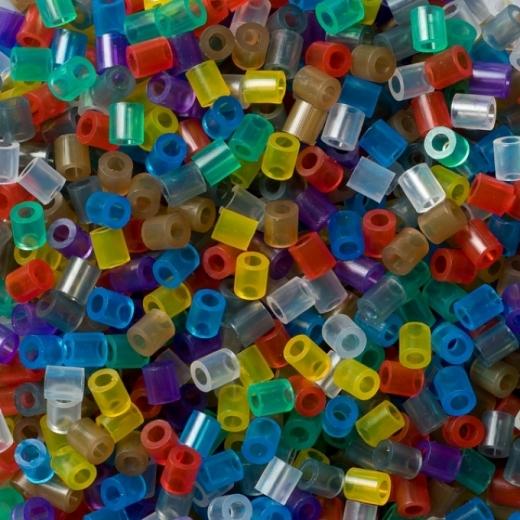 hama-beads-translucent-mix